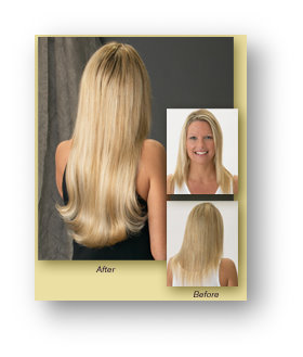 Micropoint hair for women